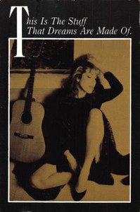 """CARLY SIMON Stuff That Dreams Are Made of Goes Gold Promo Postcard 1997 4""""x6"""""""
