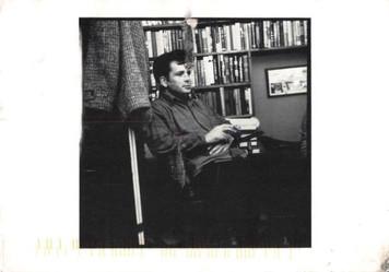 Jack Kerouac Beat Generation Glory Days Signing Party Postcard Invite NYC 1996