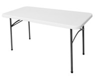 4ft Plastic Trestle Table
