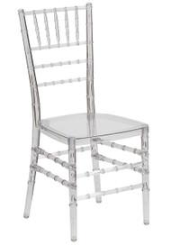 Ice Resin Chiavari Chairs