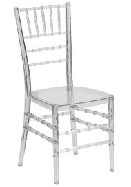 Ice Resin Chiavari Chairs
