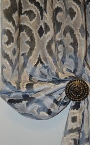 Sirocco Velvet Pair Panels