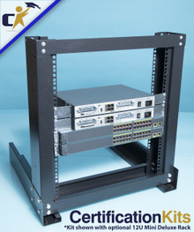 Cisco CCNA 200-125, 2 Router & 2 Switch Kit