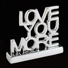 Love You More Sculpture