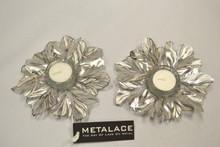 Metalace Tealight Candleholders