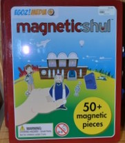 Magnetic Shul Play Set