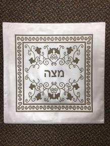 White Matzah Cover