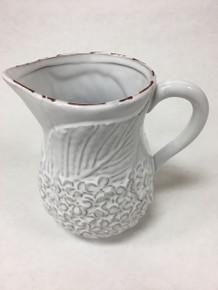 Hydrangea Creamer Pitcher/Vase