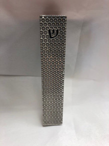 Mezuzah Metal Lexie from Metalace