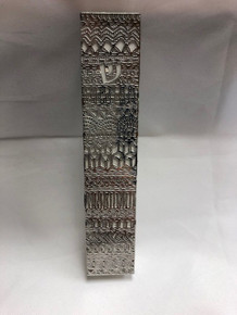 Mezuzah Metal Lace Ribbon from Metalace
