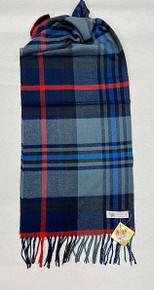 Blue Cashmere Scarf by Rapti Fashion