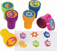 Chanukkah Ink Stamp Set of 6