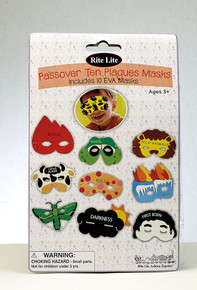 Ten Plagues Masks