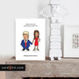 Greeting Cards Anniversary Cards Thank you for putting up with me #happyanniversary