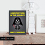 GREATEST DAD IN THE GALAXY   Birthday Cards for Father