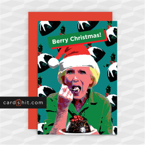 BERRY CHRISTMAS | Mary Berry Christmas Cards