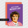 Greetings Cards Mothers Day Cards Mrs Brown HAPPY FECKING MOTHER'S DAY
