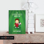 Greeting Cards Birthday Card Football TO LIVERPOOL'S BIGGEST FAN HAPPY BIRTHDAY