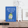 BRILLIANT DADS ARE HARDER TO FIND THAN HAND SANITISER | Funny Father's Day Cards