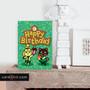 HAPPY BIRTHDAY   Kids Children's Child Birthday Card