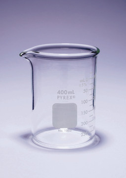 Beakers, low from, Griffin, heavy duty, Pyrex®