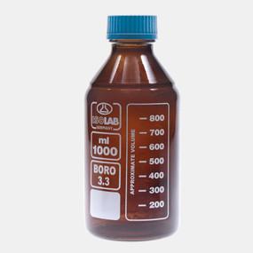 Amber Reagent Bottle