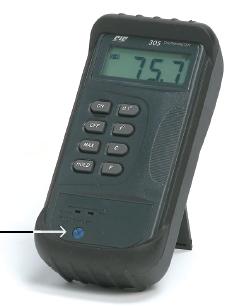 TC305K Digital Thermometer, Data Logger