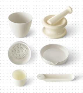 Coors Ceramic Labware