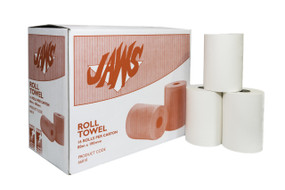 Jaws Roll Towel, Unbleached