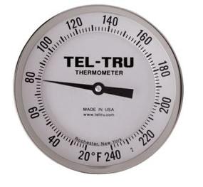 Tel-Tru Thermometer