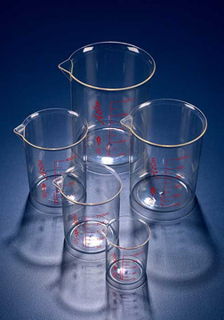 Azlon PMP Beakers