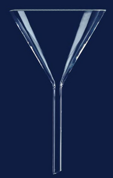 Isolab Funnels, Glass