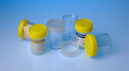 Specimen & Sample Containers