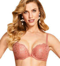 Triumph Dream Spotlight Push-Up Bra (10165644), Candid Orange