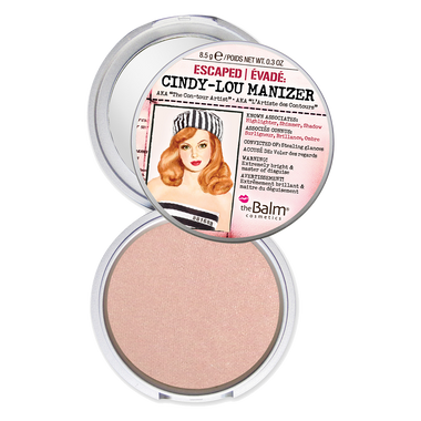 theBalm Cindy-Lou Manizer Highlighter, Shadow & Shimmer