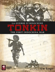 Tonkin - The First Indochinca War 1950 - 1954