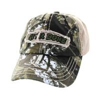 VM503 Git R Done Buckle Cap (Hunting Camo & Khaki)