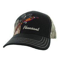 VM570 Outdoor Sports Velcro Cap (Black & Hunting Camo)