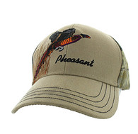 VM570 Outdoor Sports Velcro Cap (Khaki & Hunting Camo)
