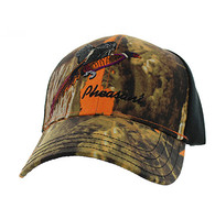 VM570 Outdoor Sports Velcro Cap (Orange Camo & Black)