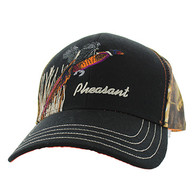 VM570 Outdoor Sports Velcro Cap (Black & Orange Camo)