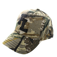 VM743 Florida State Velcro Cap (Solid Hunting Camo)