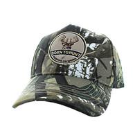 VM688 Hunting Cotton Velcro Cap (Hunting Camo & Hunting Camo)