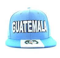 SM424 Guatemala Cotton Snapback (Sky Blue)