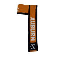 WS040 Auburn Hoodie Scarf (Orange & Navy)
