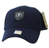 VM790 Dallas Cotton Baseball Cap Hat (Navy & Navy)