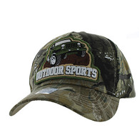 VM929 Jeep Truck Outdoor Sports Velcro Cap (Hunting Camo & Hunting Camo)