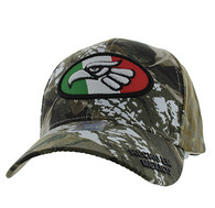 VM902 Mexico Cotton Baseball Cap Hat  (Hunting Camo & Hunting Camo)