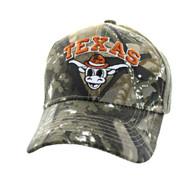 VM501 Kids Texas Velcro Cap (Solid Hunting Camo)