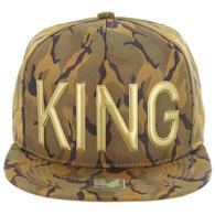 SM062 KING (NYLON KHAKI CAMO)